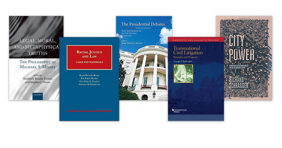 Faculty books