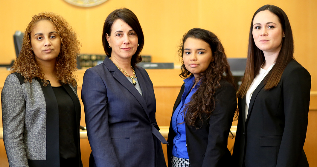 Harris legal team