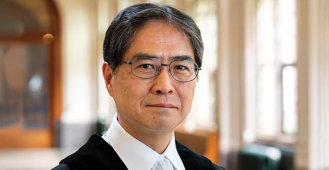 University of Tokyo professor Yuji Iwasawa S.J.D. '97