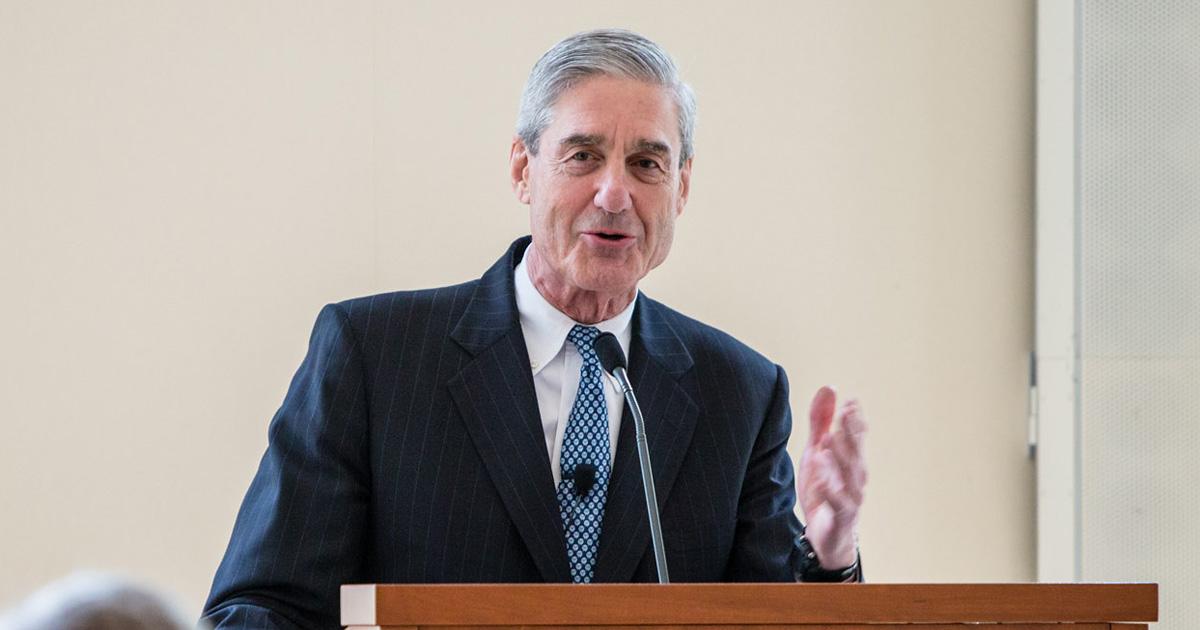 Former FBI Director Robert S. Mueller III '73