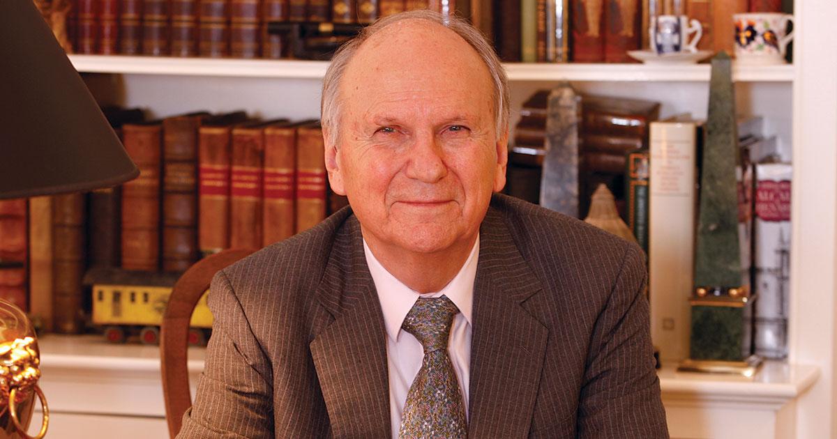 A. E. Dick Howard '61
