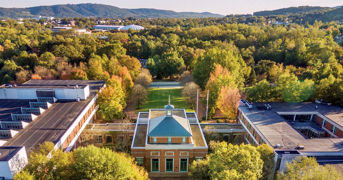 Law School aerial