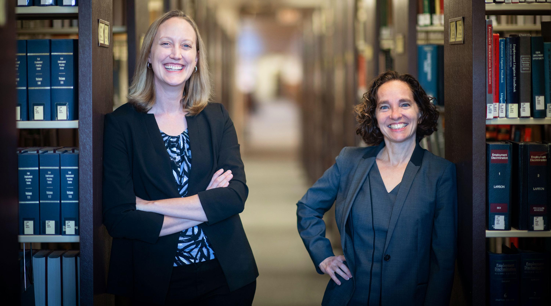 Leslie Kendrick and Risa Goluboff