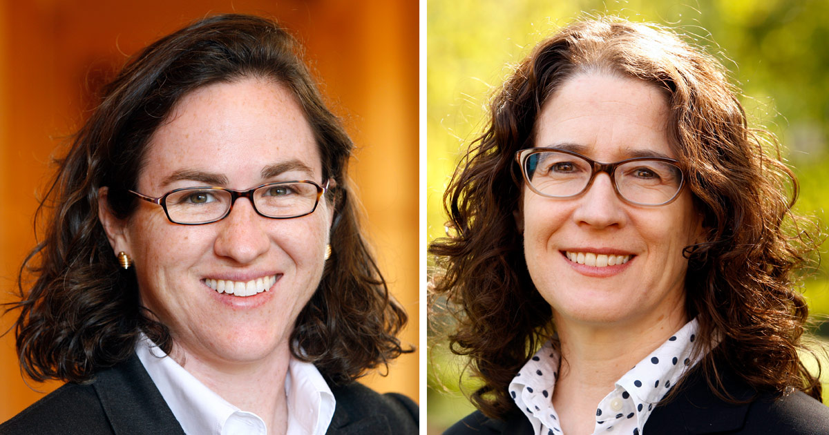 Professors Ashley Deeks and Deborah Hellman were elected members of the American Law Institute in December.