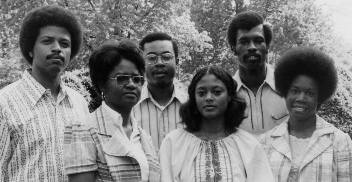 Members of the Law School's Black American Law Students Association in 1974 included Ronald Reynolds Wesley '75, Delores R. Boyd '75, Kester I. Crosse '75, Jan Freeman '75, Dennis L. Montgomery '75 and Sheila Jackson Lee '75. Reynolds is currently a principal at Reynolds Wesley and a commis¬sioner in chancery of the Circuit Court of the city of Richmond, Virginia. Boyd is a retired U.S. magistrate judge in Alabama. Cross went on to practice in Delaware. Jackson Lee is currently the U.S. repre¬sentative for