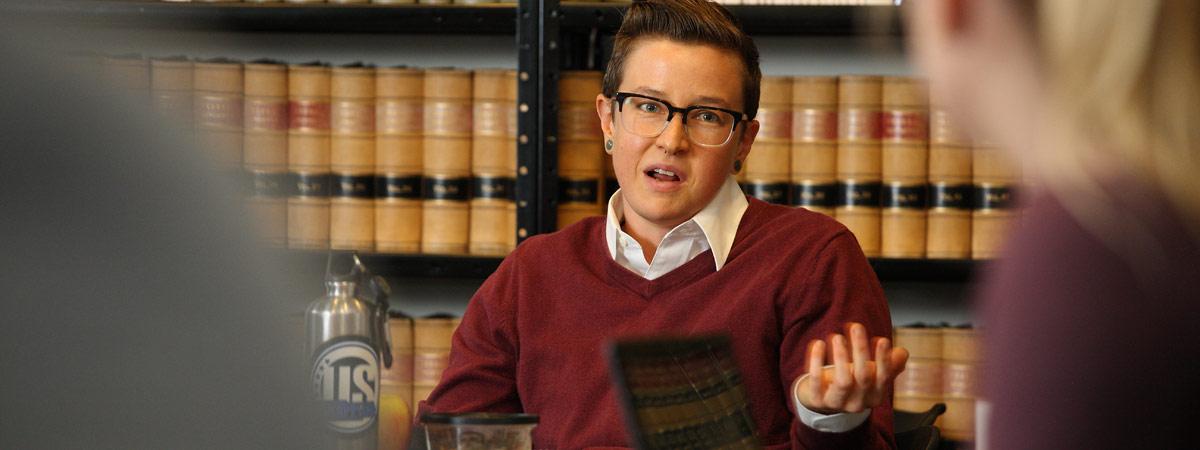 LAJC attorney Kim Rolla