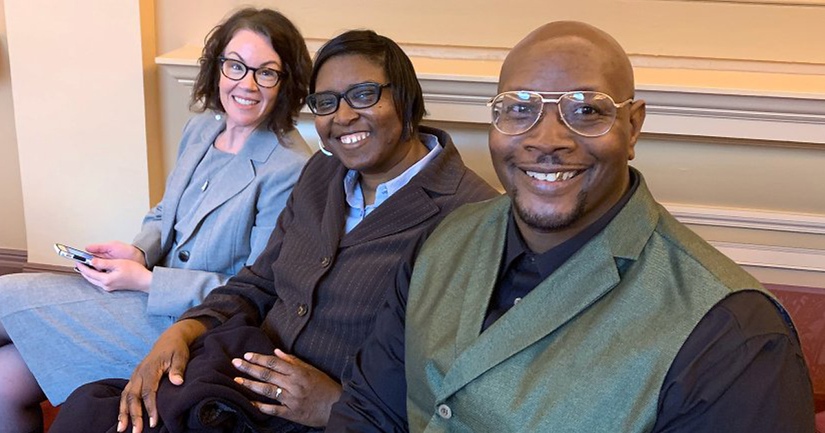 Virginia's wrongly convicted now stand a better chance of being declared innocent thanks to the policy efforts of the Innocence Project.