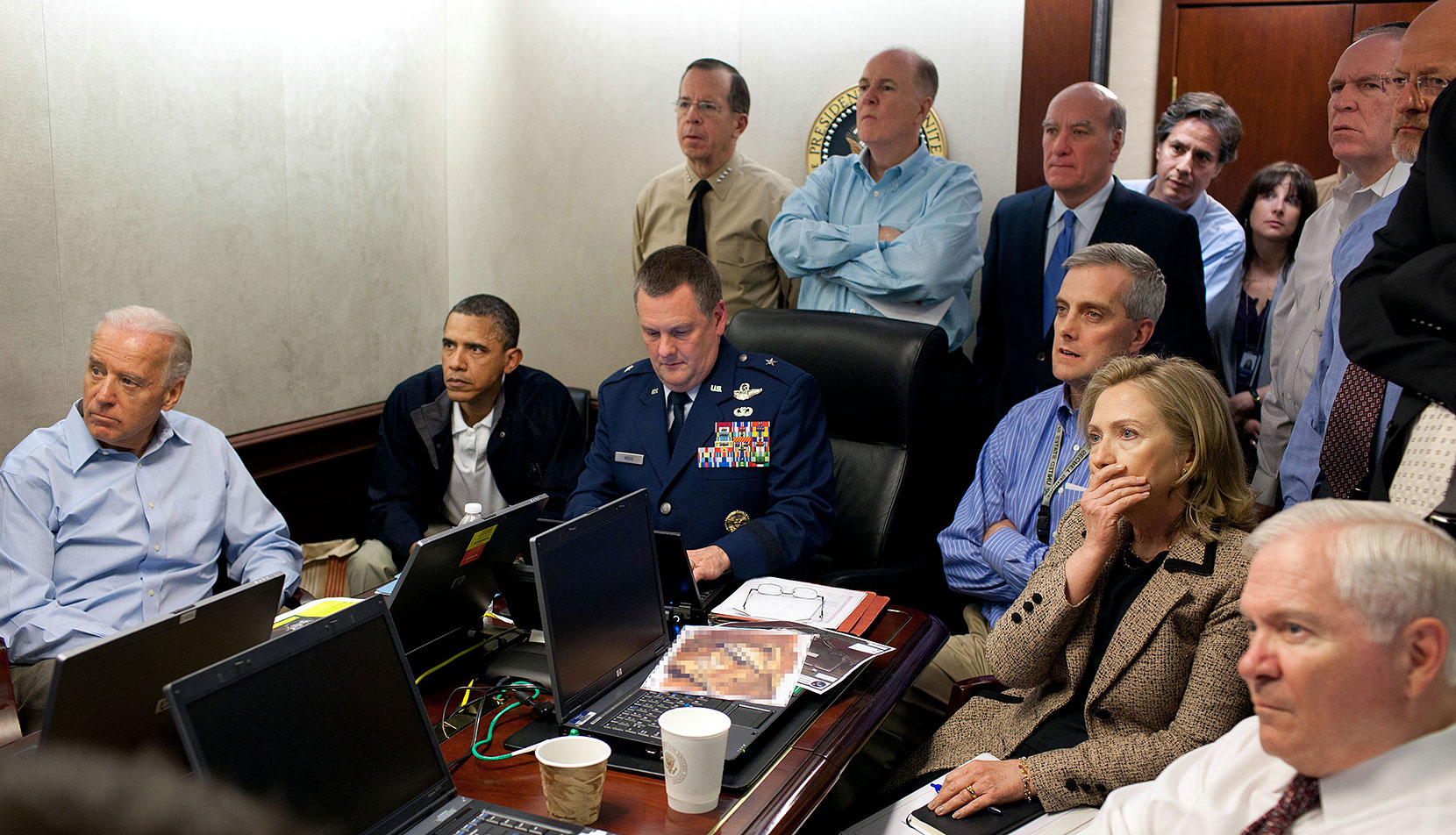 White House national security team