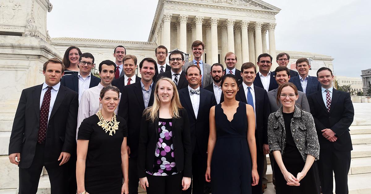 Supreme Court Litigation Clinic   University of Virginia School of Law