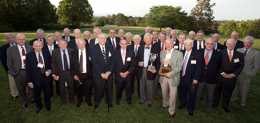Members of the Class of 1961
