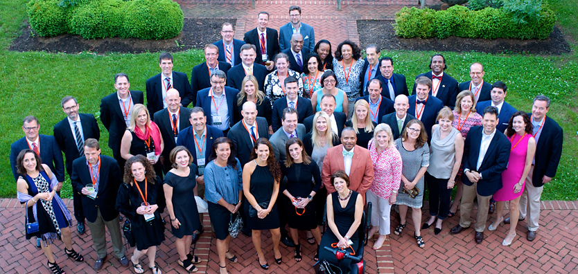 Members of the Class of 1996