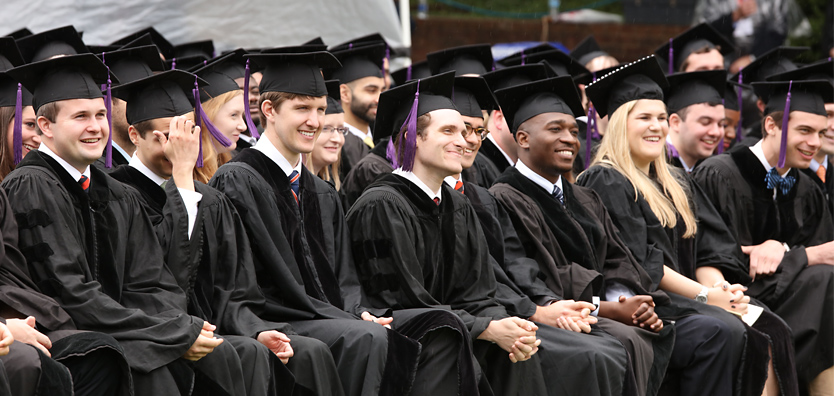 Members of the Class of 2016