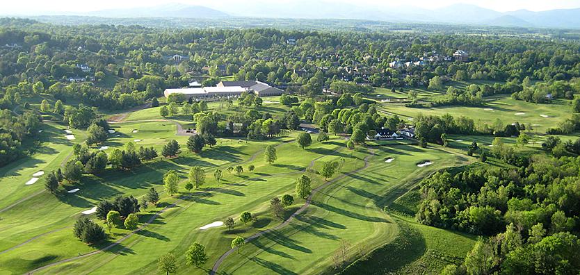 Boar's Head golf course