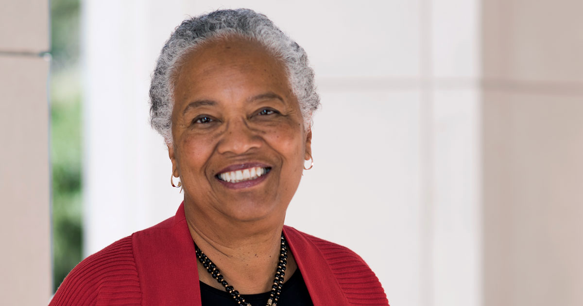 The school's first African American female tenured professor, Mildred Robinson, a groundbreaking tax law instructor whose scholarship and community service emphasized equity, wrapped up teaching in the fall and retired in the spring.