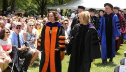 Highlights from the 2018 Commencement Ceremony