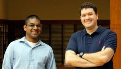 Archith Ramkumar and Lyle Kossis