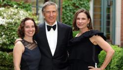 Risa Goluboff, and Bruce and Martha Karsh
