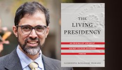 Saikrishna Prakash and The Living Presidency
