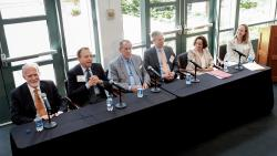 5 Deans Discuss Past, Present, Future of UVA Law