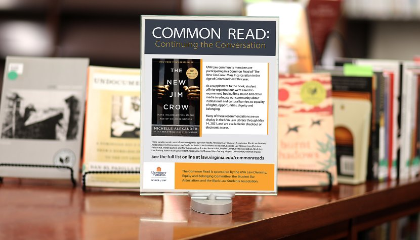 Common Read flyer