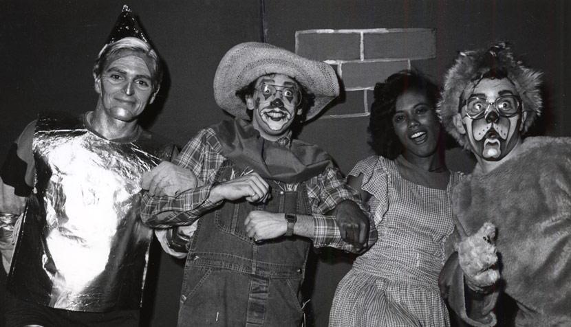 Wizard of Oz production