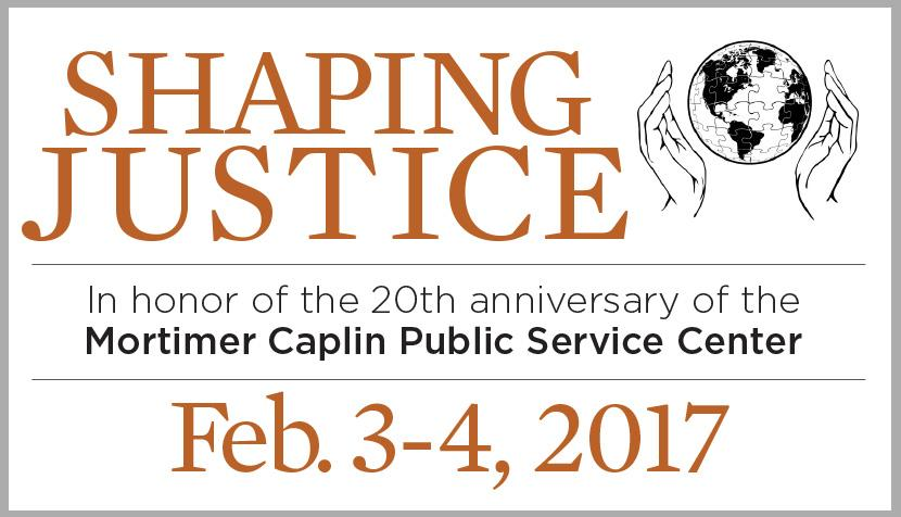 Shaping Justice