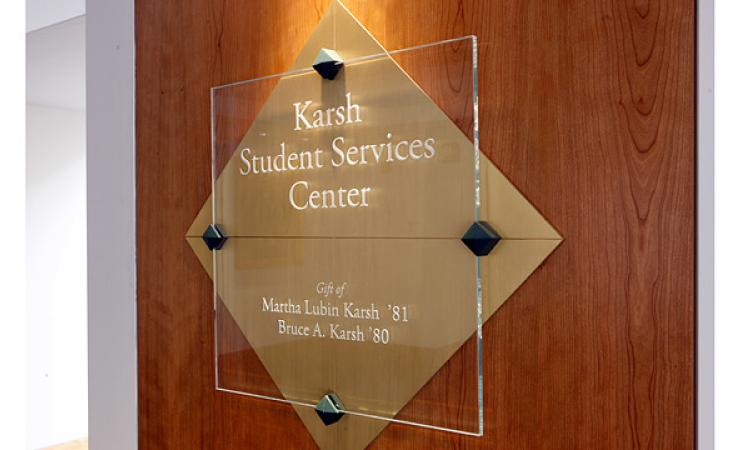 Karsh Student Services Center