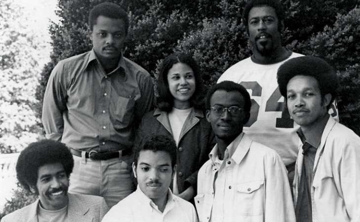 First members of the Black American Law Students Association