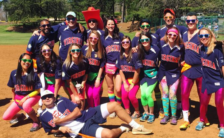 UVA Co-Rec Tight n Bright