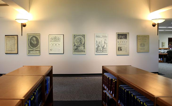 Law Library art 3