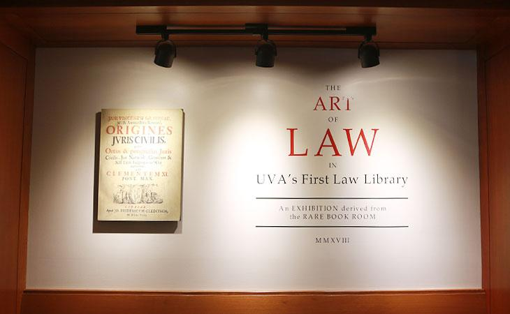 Law Library art 5