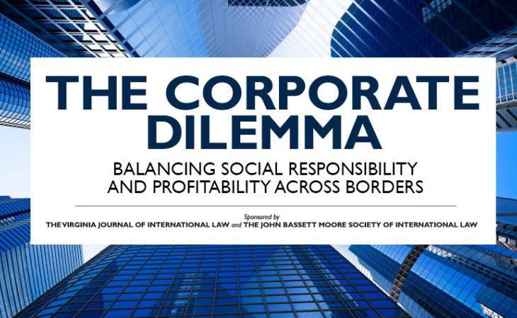 The Corporate Dilemma symposium