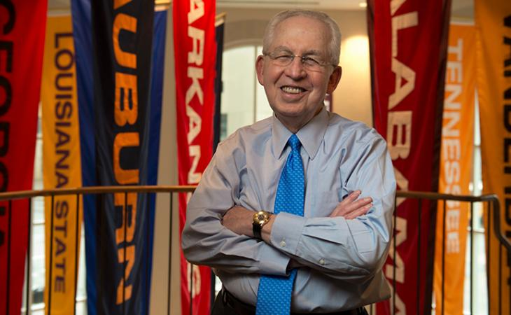 Mike Slive '65
