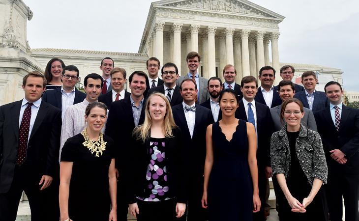 Supreme Court Litigation Clinic alumni