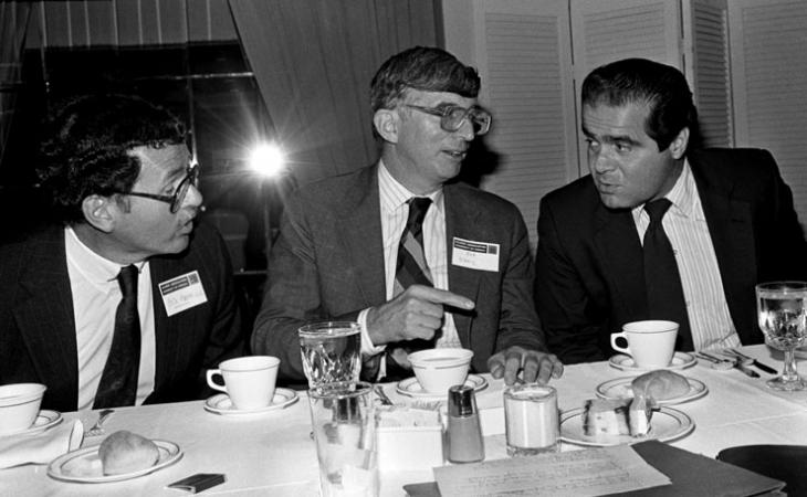 Merrill, O'Neil and Scalia