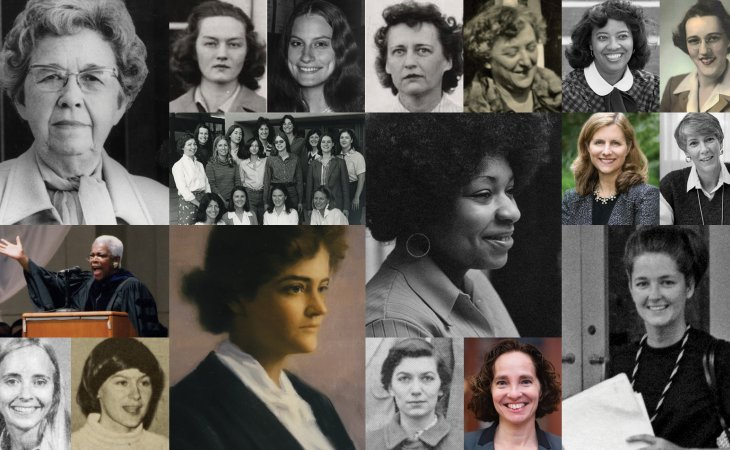 Women at UVA Law