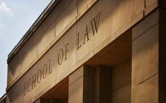 Law School facade