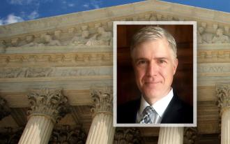 U.S. Supreme Court nominee Neil Gorsuch