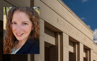 Leah Gould and UVA Law School
