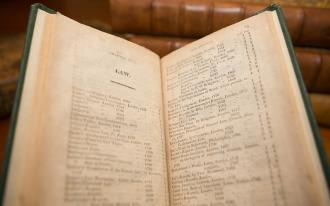 Thomas Jefferson's 1828 Catalogue