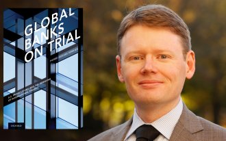 """Global Banks on Trial"" and Pierre-Hugues Verdier"