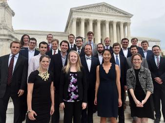 Scotus Clinic Alumni
