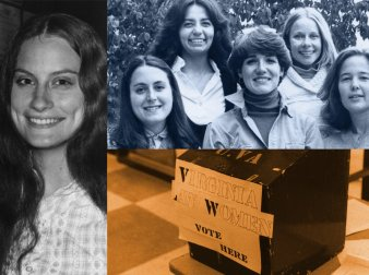 Collage of Virginia Law Women