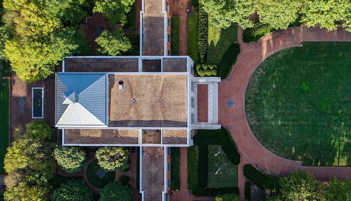 UVA Law roof