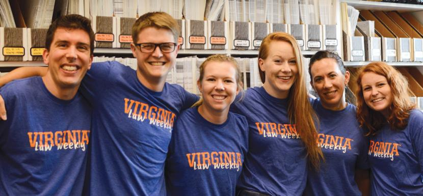 Virginia Law Weekly staff