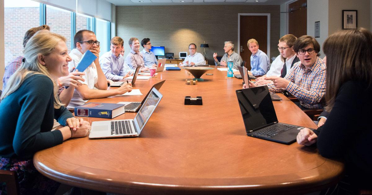Caddell Conference Room