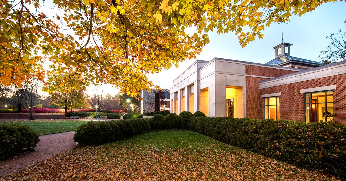 Law School in fall