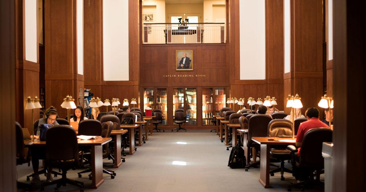The Arthur J. Morris Law Library