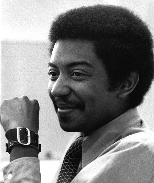Alfonso Carney in 1971