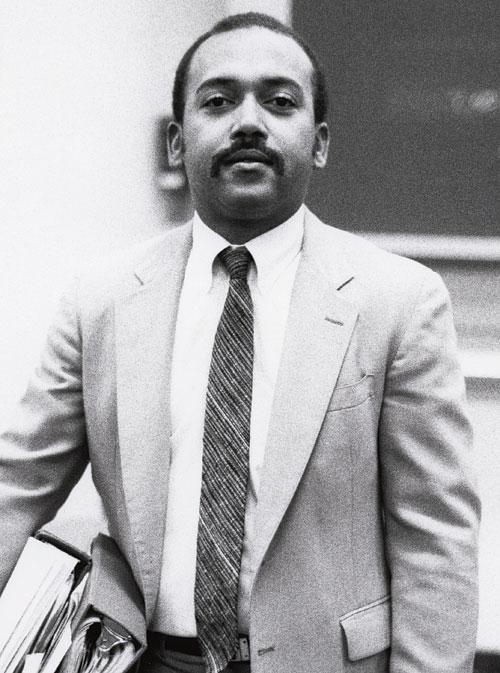 Professor Alex Johnson